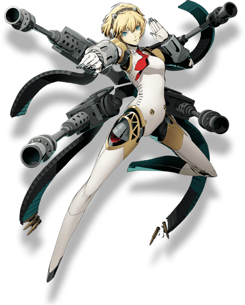 Aigis Top Ten Video Game Robots