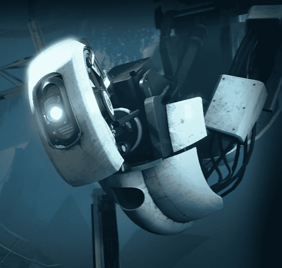 GLADoS from Portal One and Two