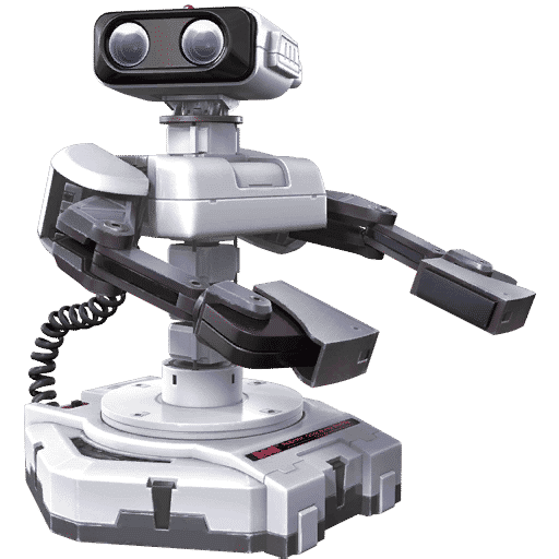 R.O.B. Top Ten Video Game Robots