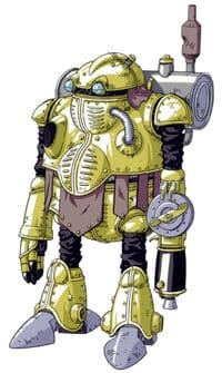 Robo Chrono Trigger Top Ten Video Game Robots