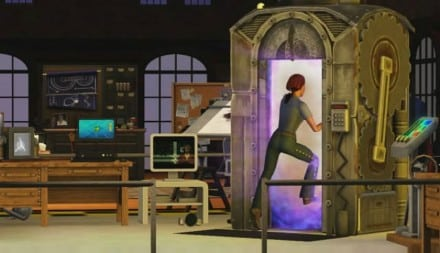 the sims time machine