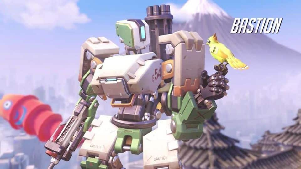 Bastion character art Top Ten Video Game Robots