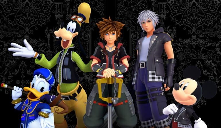 best order to play the kingdom hearts series