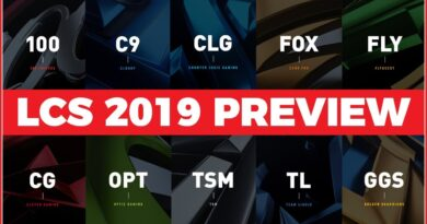 2019 LCS Preview