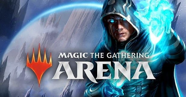 magic the gathering arena banner