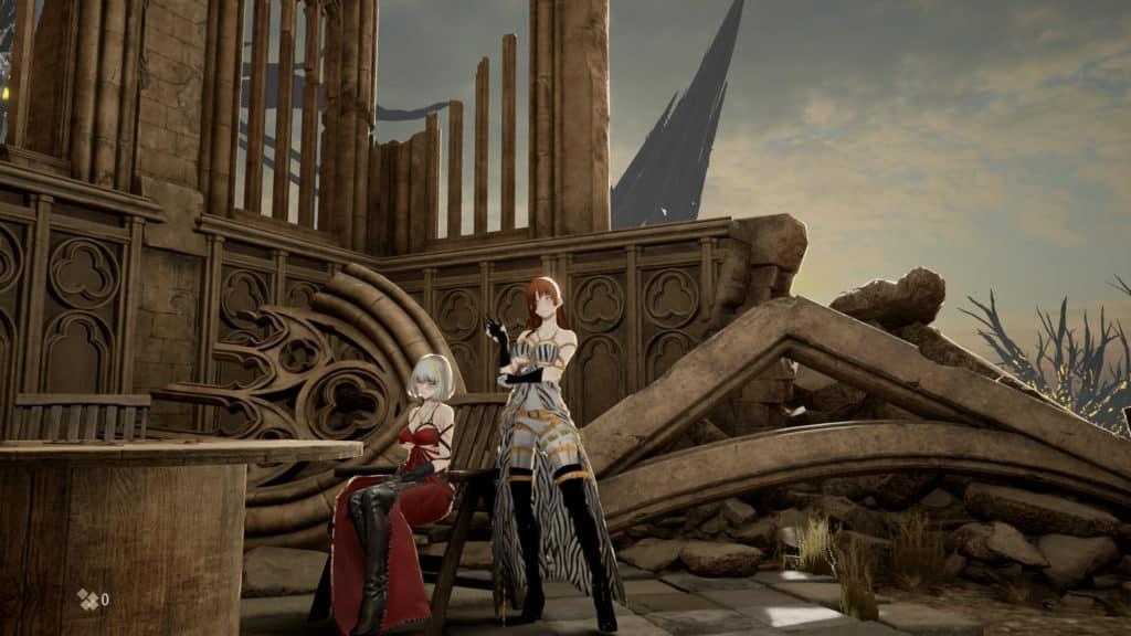 playable eva costume code vein mod
