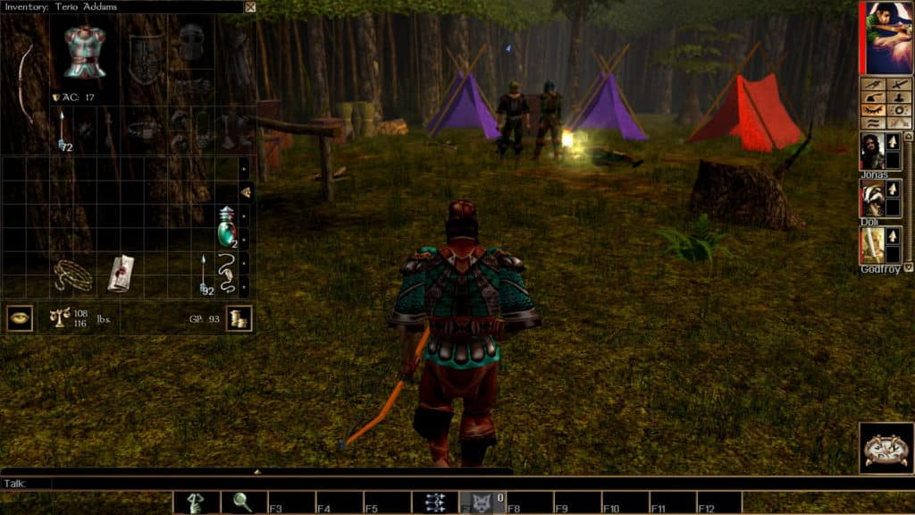 neverwinter nights gameplay games like kotor