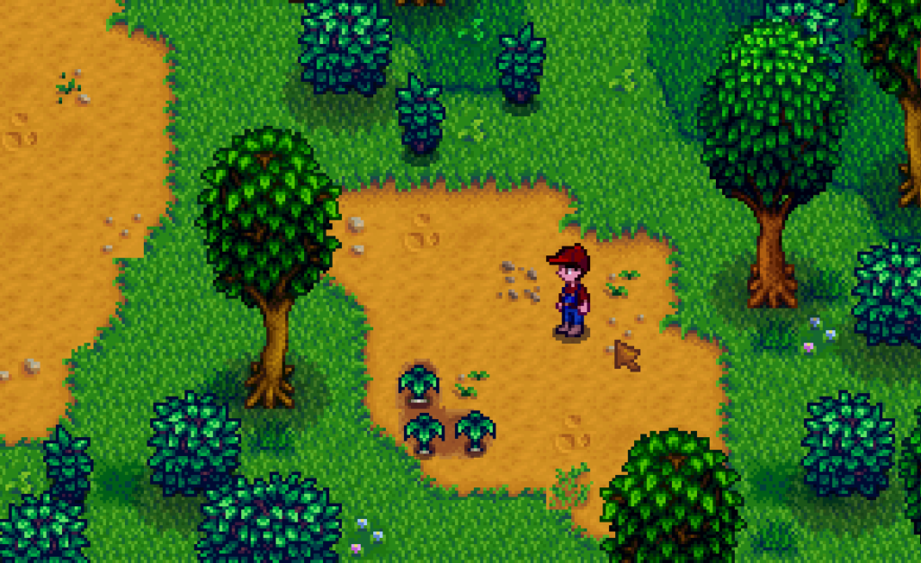 stardew valley foraging forester or gatherer