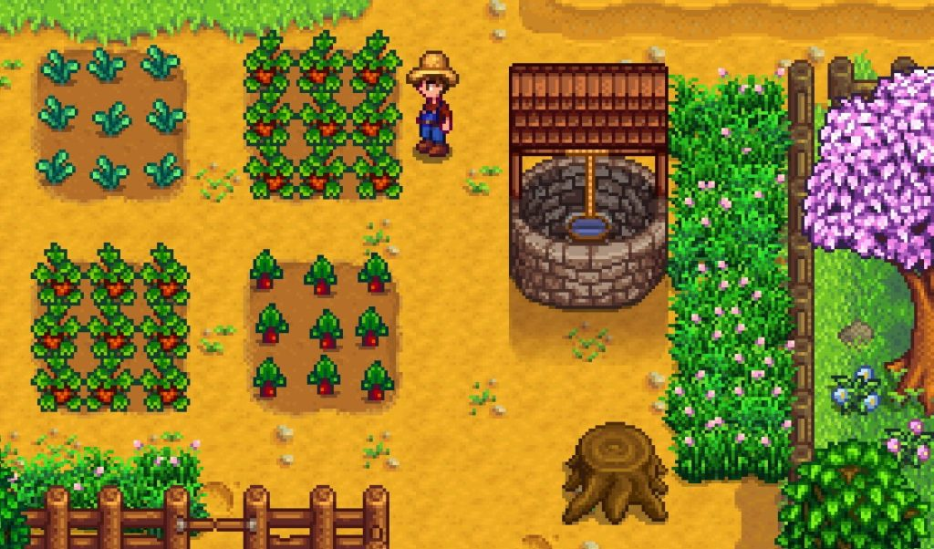 Stardew Valley Rancher Or Tiller Farming Skill Guide