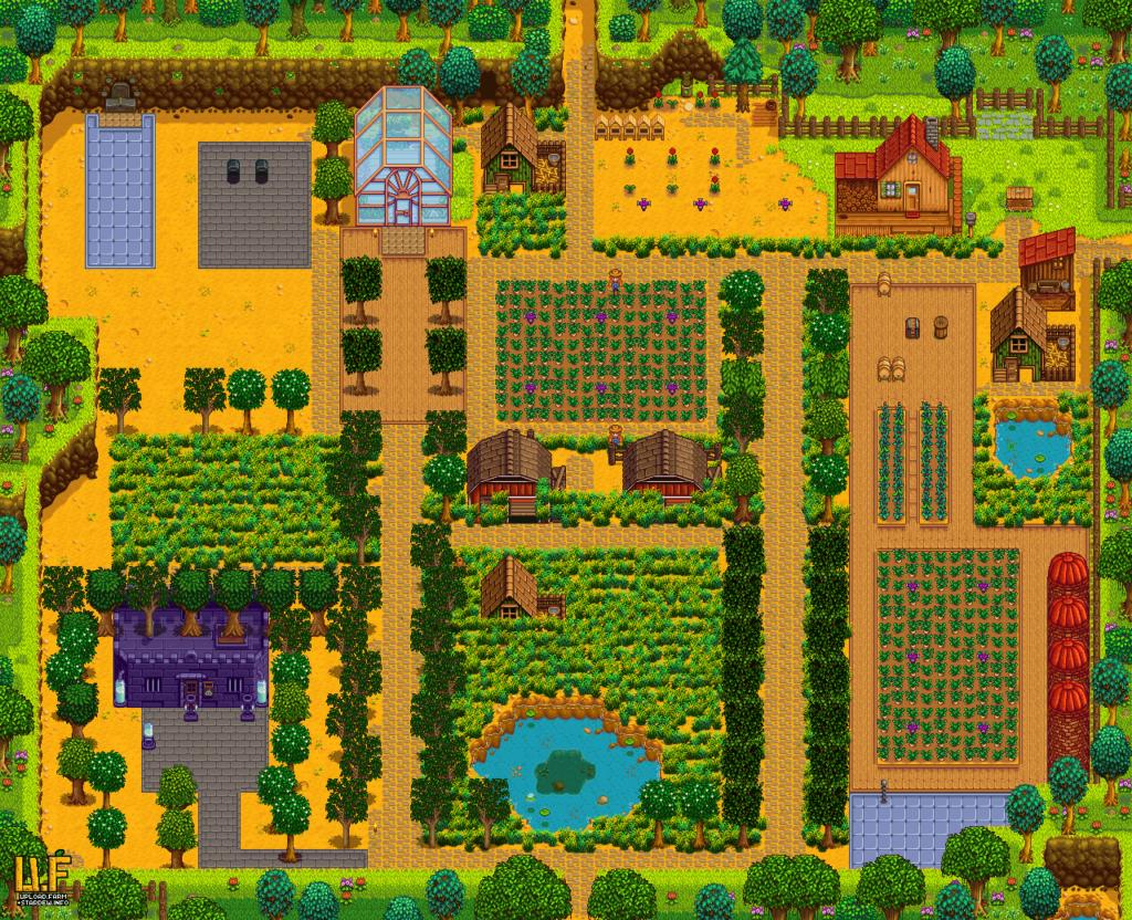 stardew valley farming rancher or tiller