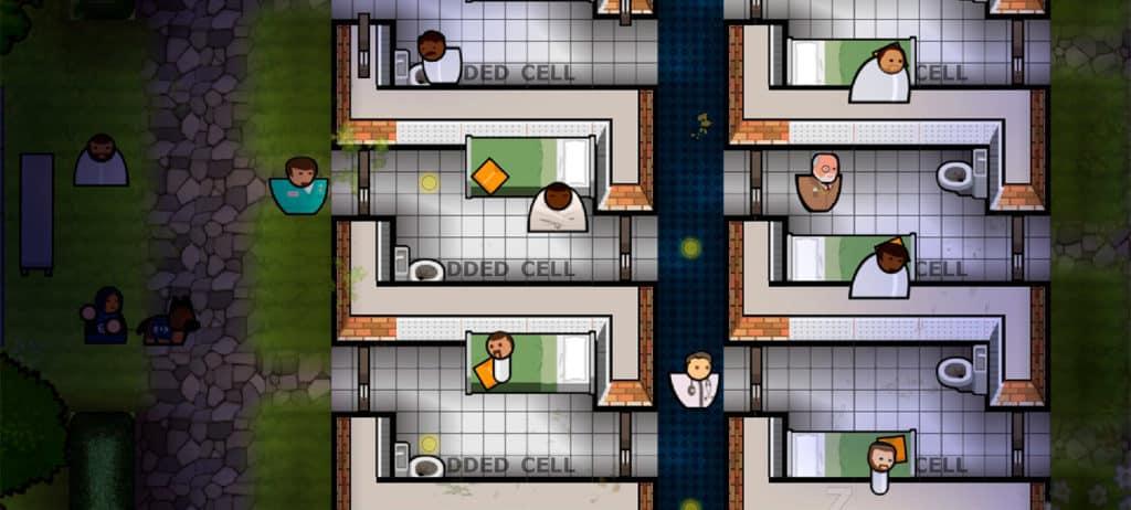 prison architecht