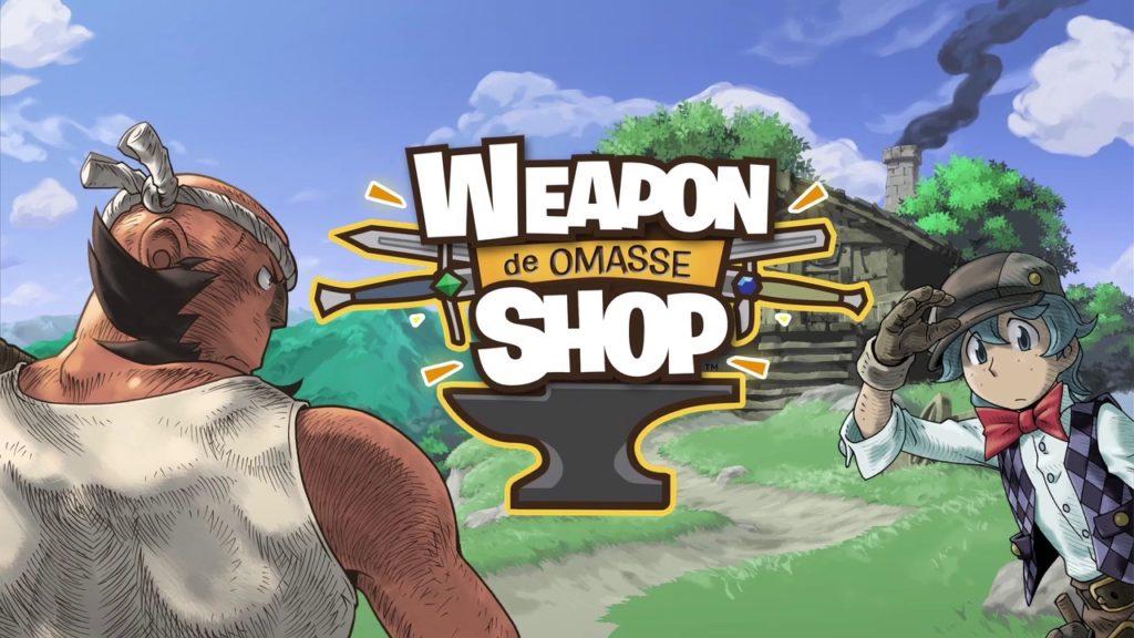 games like recettear weapon shop de omasse