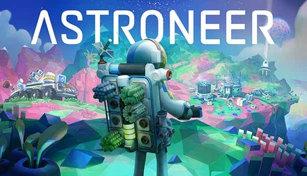 games like factorio astroneer