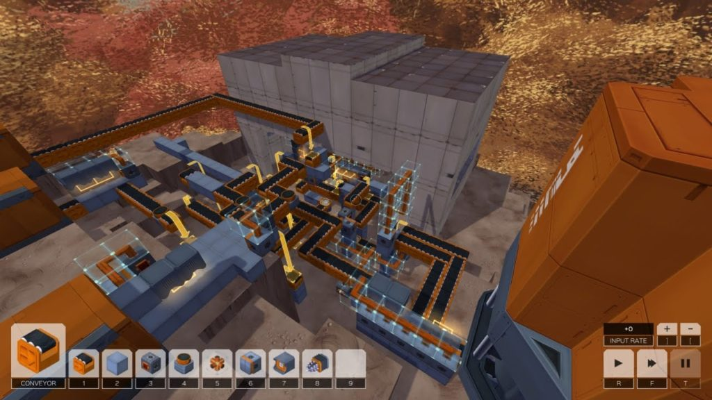 games like factorio infinifactory