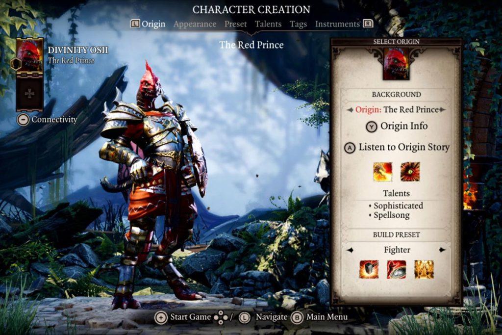 divinity original sin 2 crossplatform gameplay image