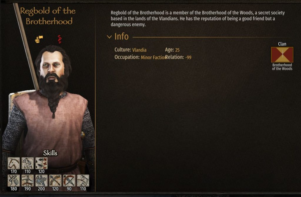 how to execute enemy lords in bannerlord