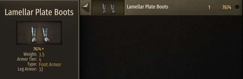 best armor bannerlord