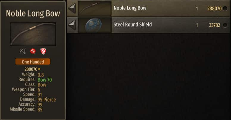best bow bannerlord