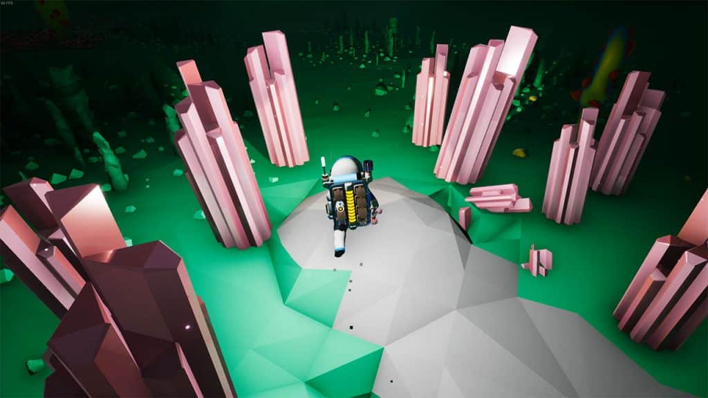 How To Make Glass In Astroneer