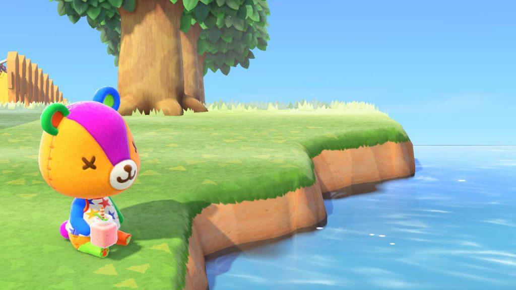 New Animal Crossing: New Horizons-themed Nintendo Switch