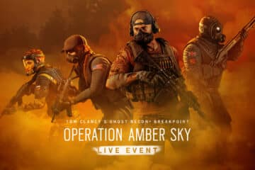 Ghost Recon- Breakpoint Operation Amber Sky
