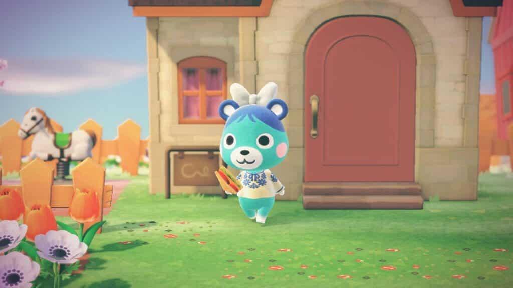 Animal Crossing- New Horizons Bluebear Villager Guide