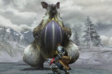 Lagombi Monster Hunter Rise