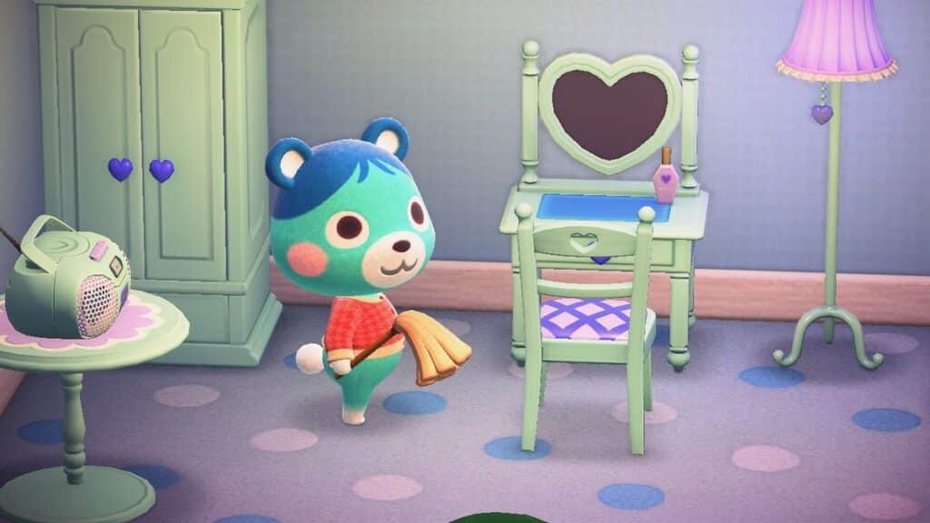 bluebears personality