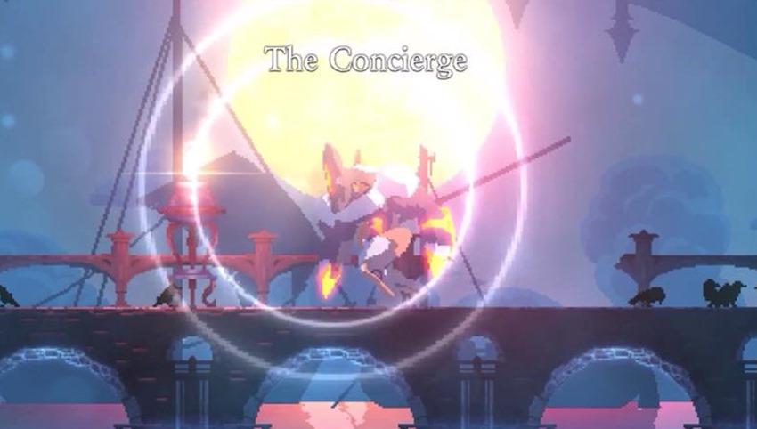 the concierge lore
