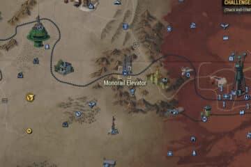 Fallout 76 Concrete Locations