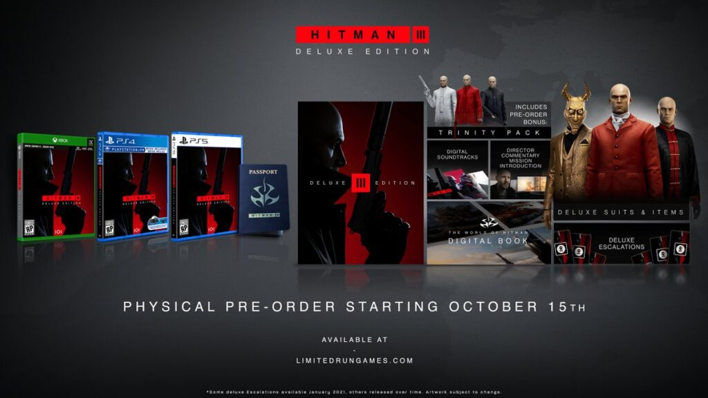 Is Hitman 3 Deluxe Edition Worth it
