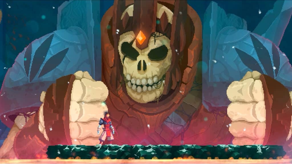 dead cells the giant