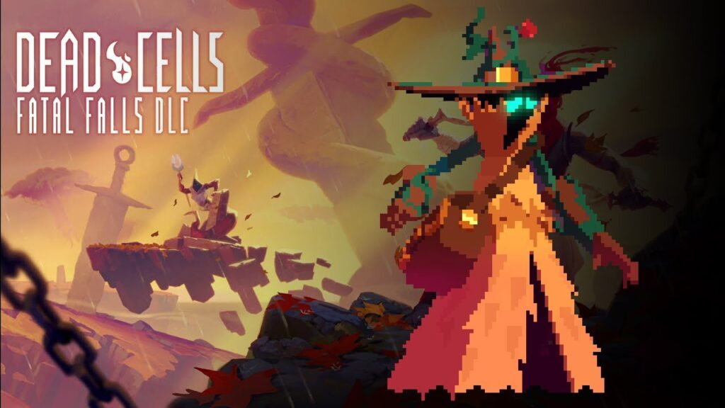 dead cells the scarecrow lore