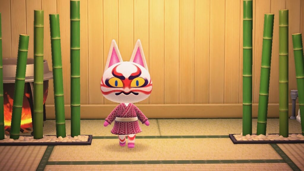 Animal Crossing- New Horizons Kabuki Villager Guide
