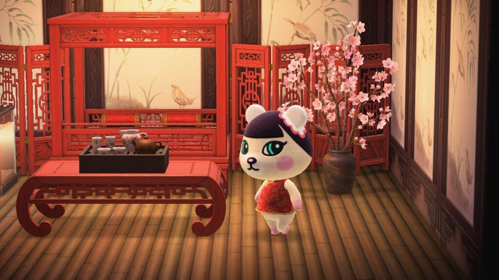 Animal Crossing- New Horizons Pekoe Villager Guide