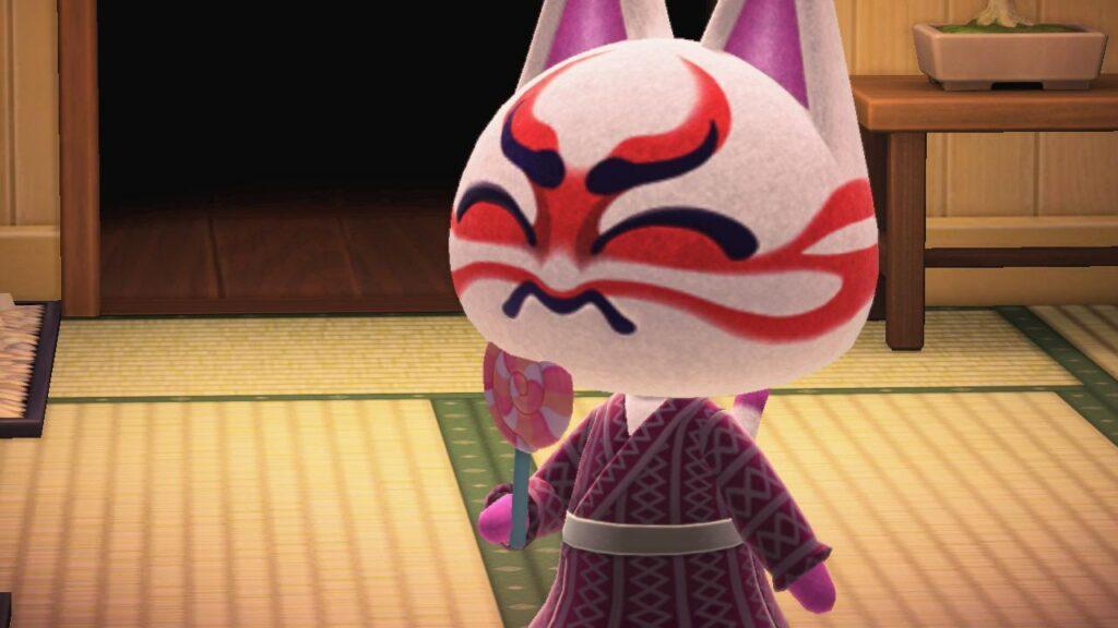 kabukis appearance