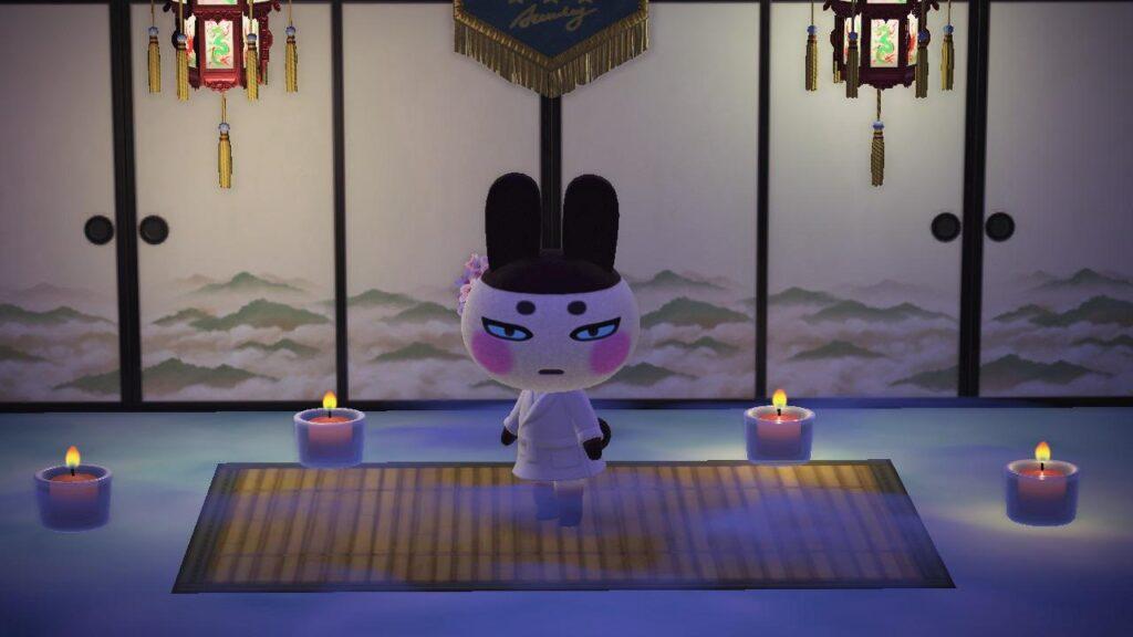Animal Crossing- New Horizons Genji Villager Guide