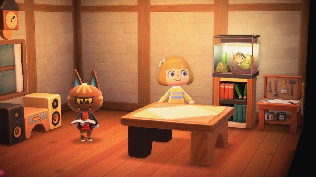 Animal Crossing- New Horizons Katt Villager Guide