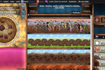 What is Cookie Clicker