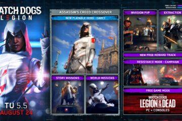 watch dogs legion title update 55